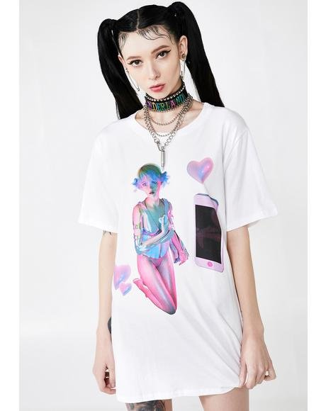 Modern Love Graphic Tee