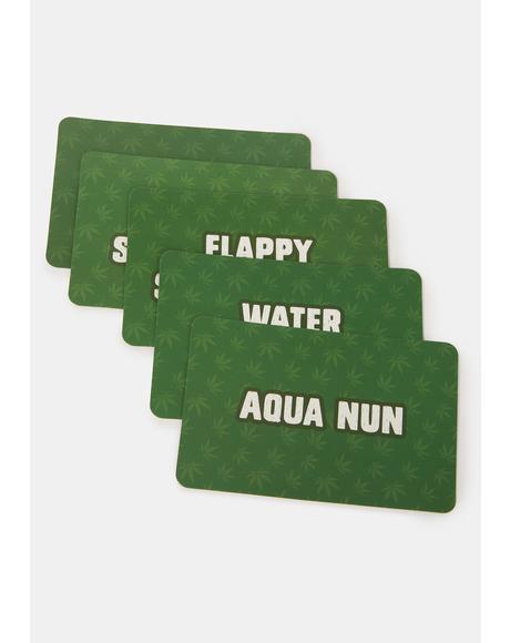 Stoner Safari Card Game