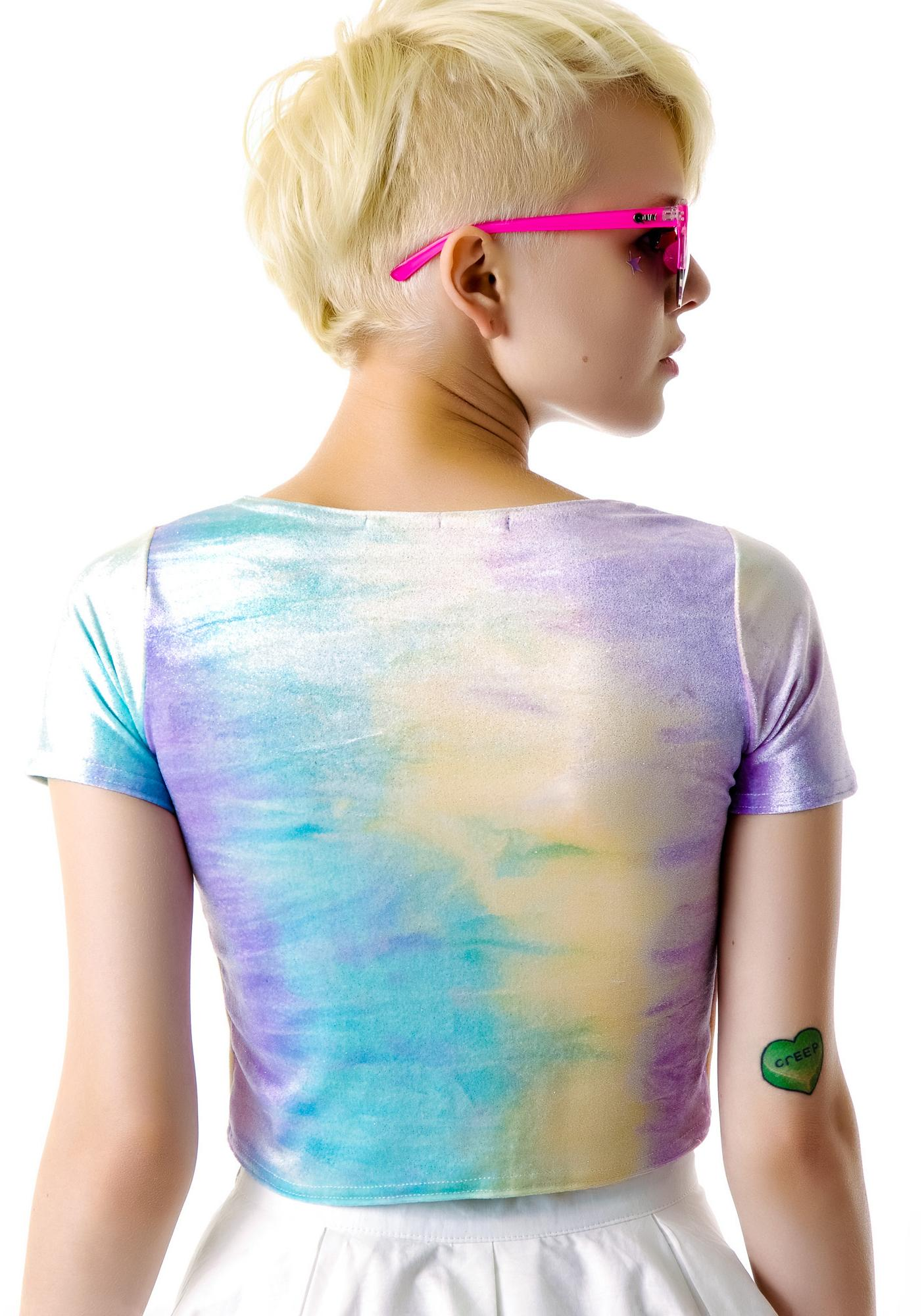 Our Prince of Peace Cosmic Shortstop Tee
