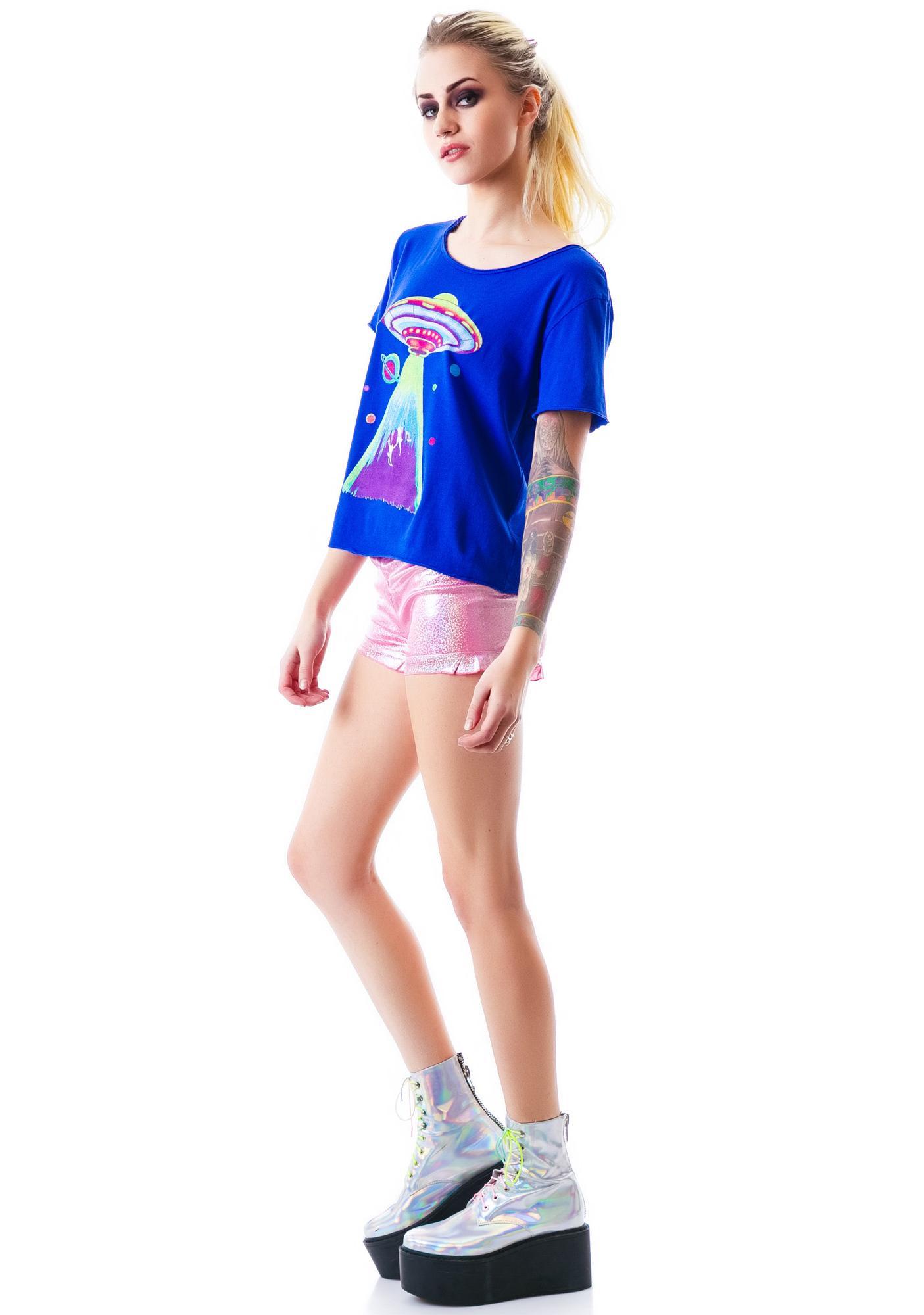 J+CO J+CO Courtney Short Sleeve Top