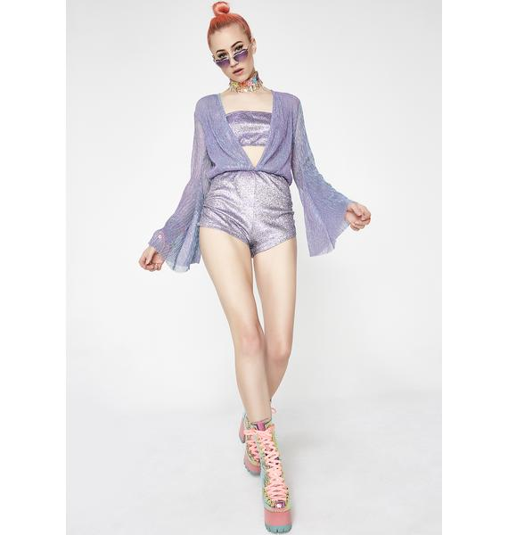 Elsie & Fred Shangri-La Playsuit