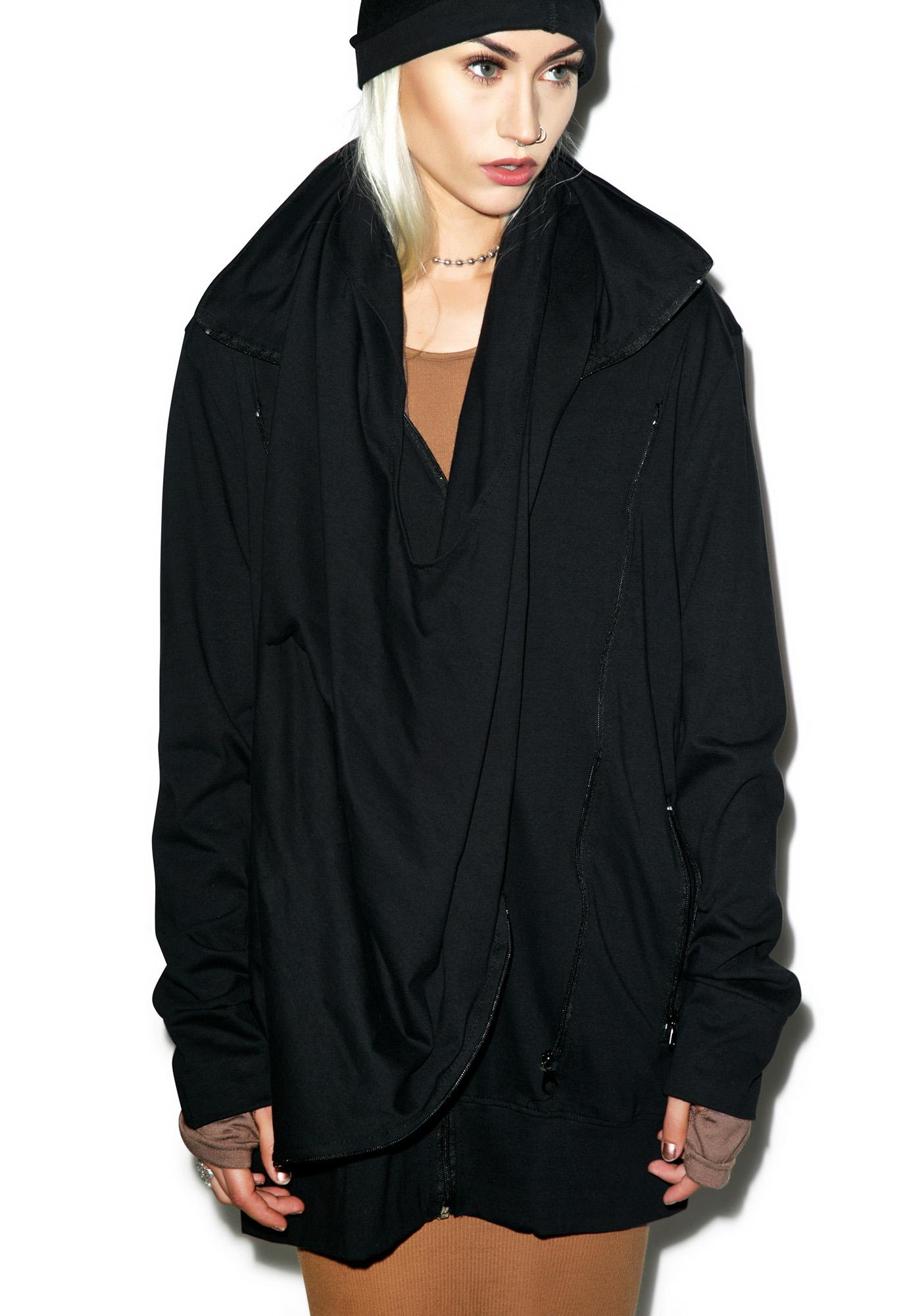 MNML Want Some More Draped Jacket