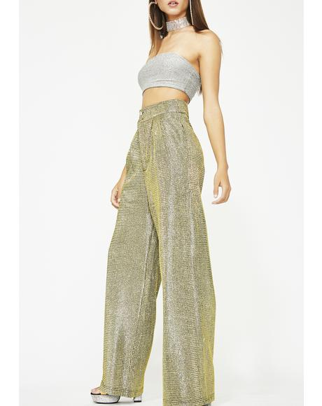 Party Thang High Waist Pants