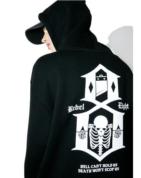 Hell Can't Hold Us Hoodie