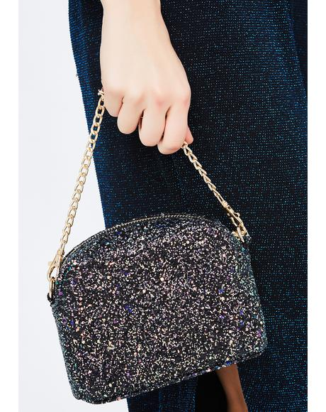 Big Bucks Glitter Bag