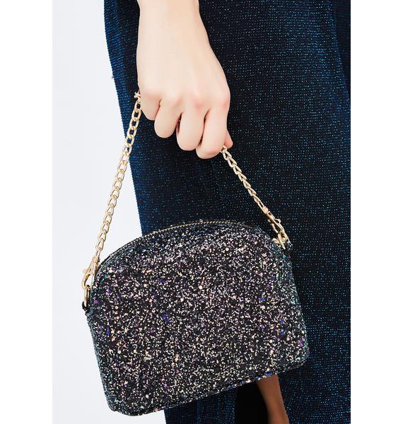 Big Bucks Glitter Bag