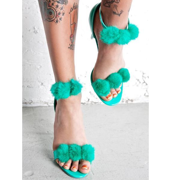 Jade Floozy Heels