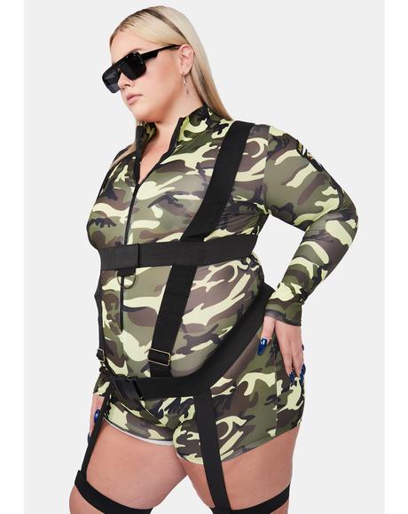 I'm Goin Commando Costume