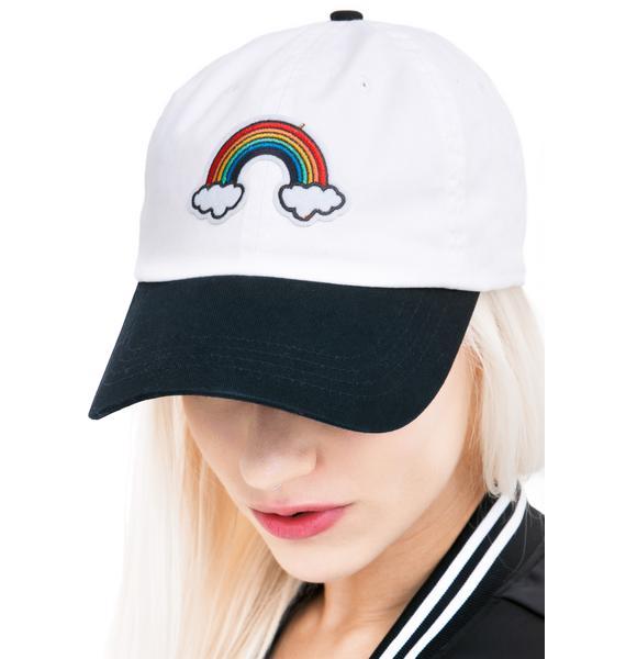 Rainbow Dad Hat