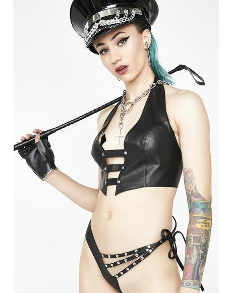 For Your Pleasure Leather Set