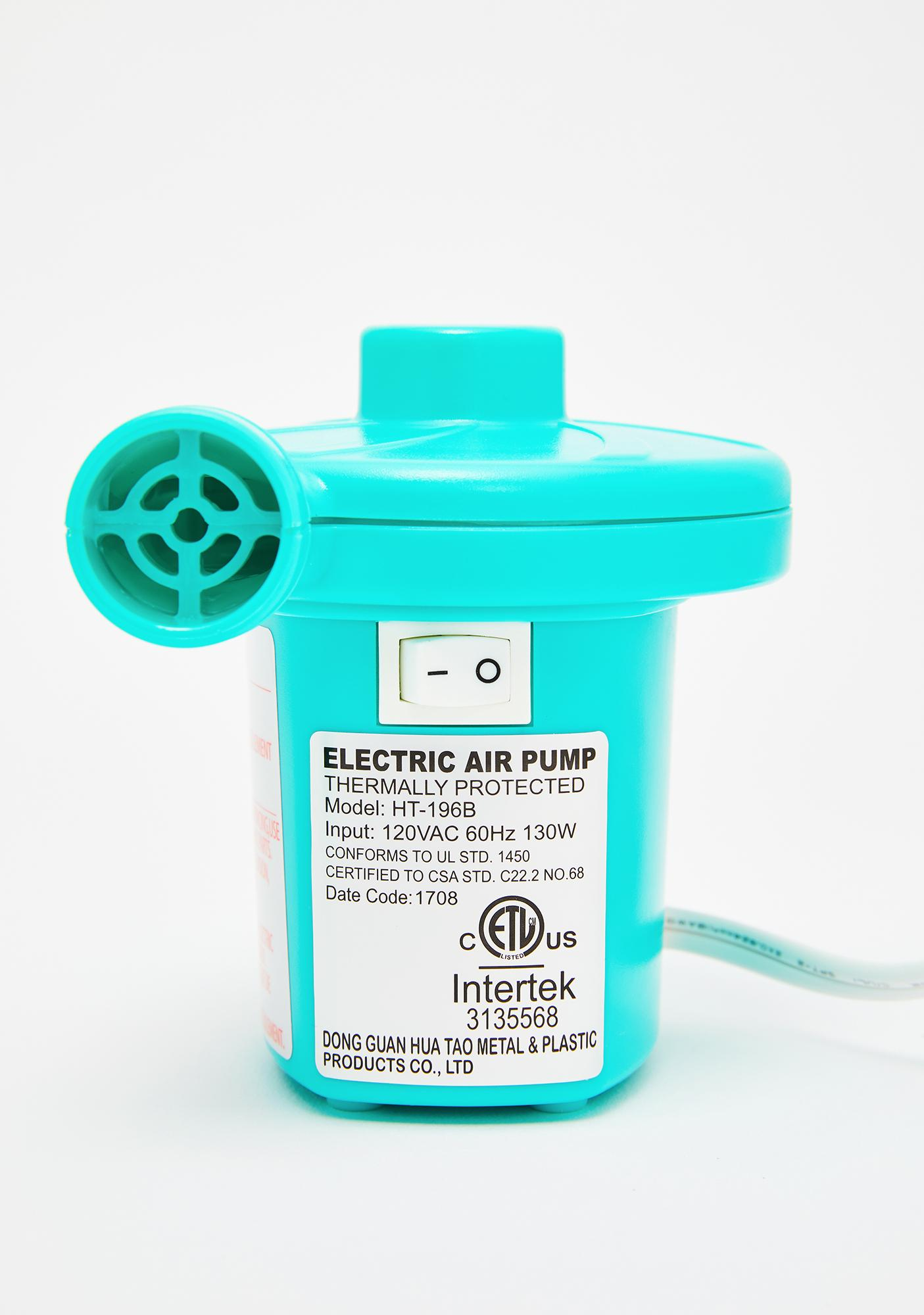 Blowin' Up Electric Air Pump