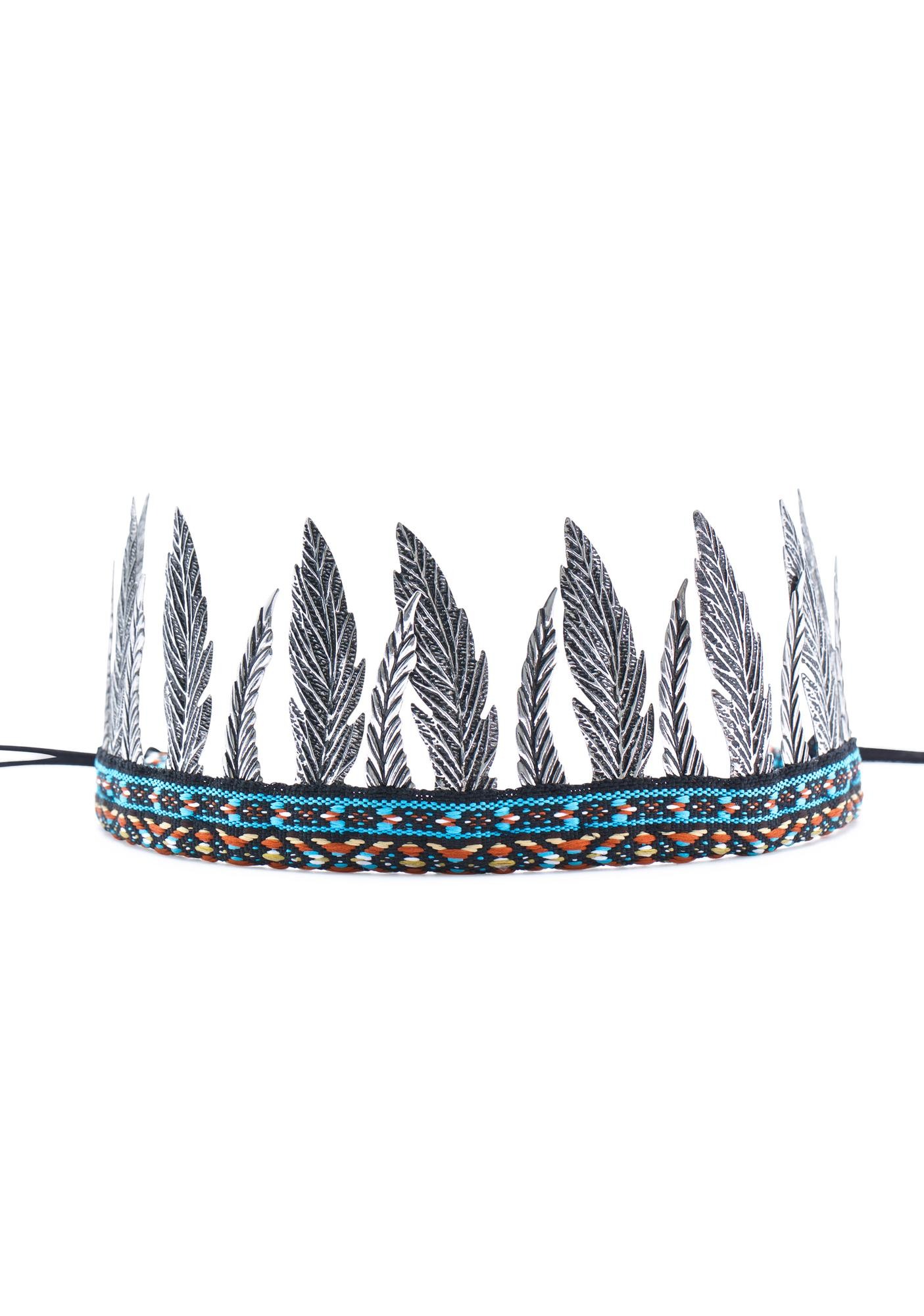Dreamcatcher Head Crown