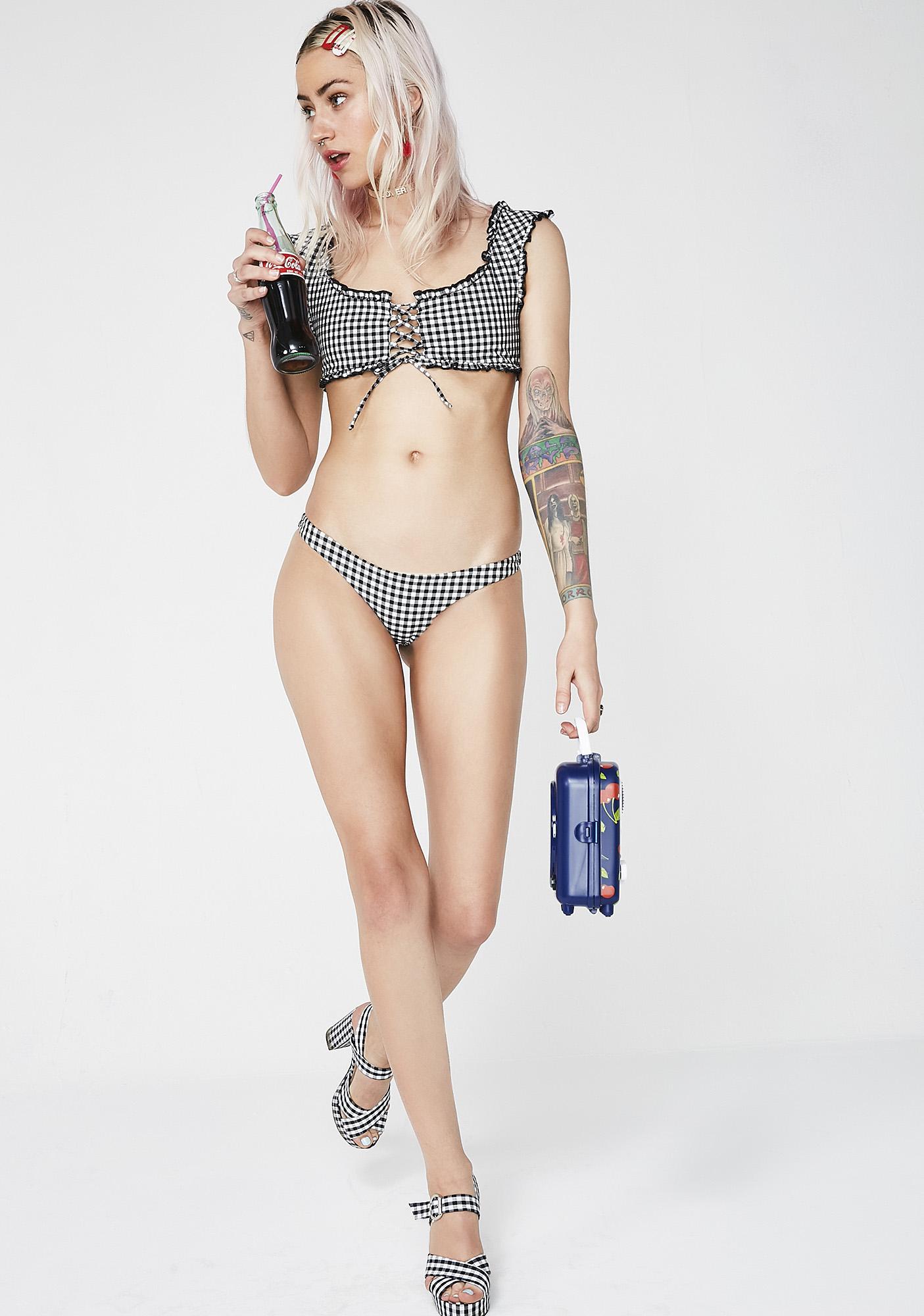 Chloe Rose Swimwear Forget Me Not Bikini Set