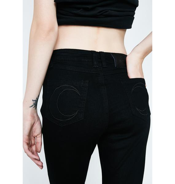 Killstar Obscura Denim Jeans