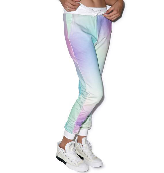 Local Heroes Rainbow Sweatpants