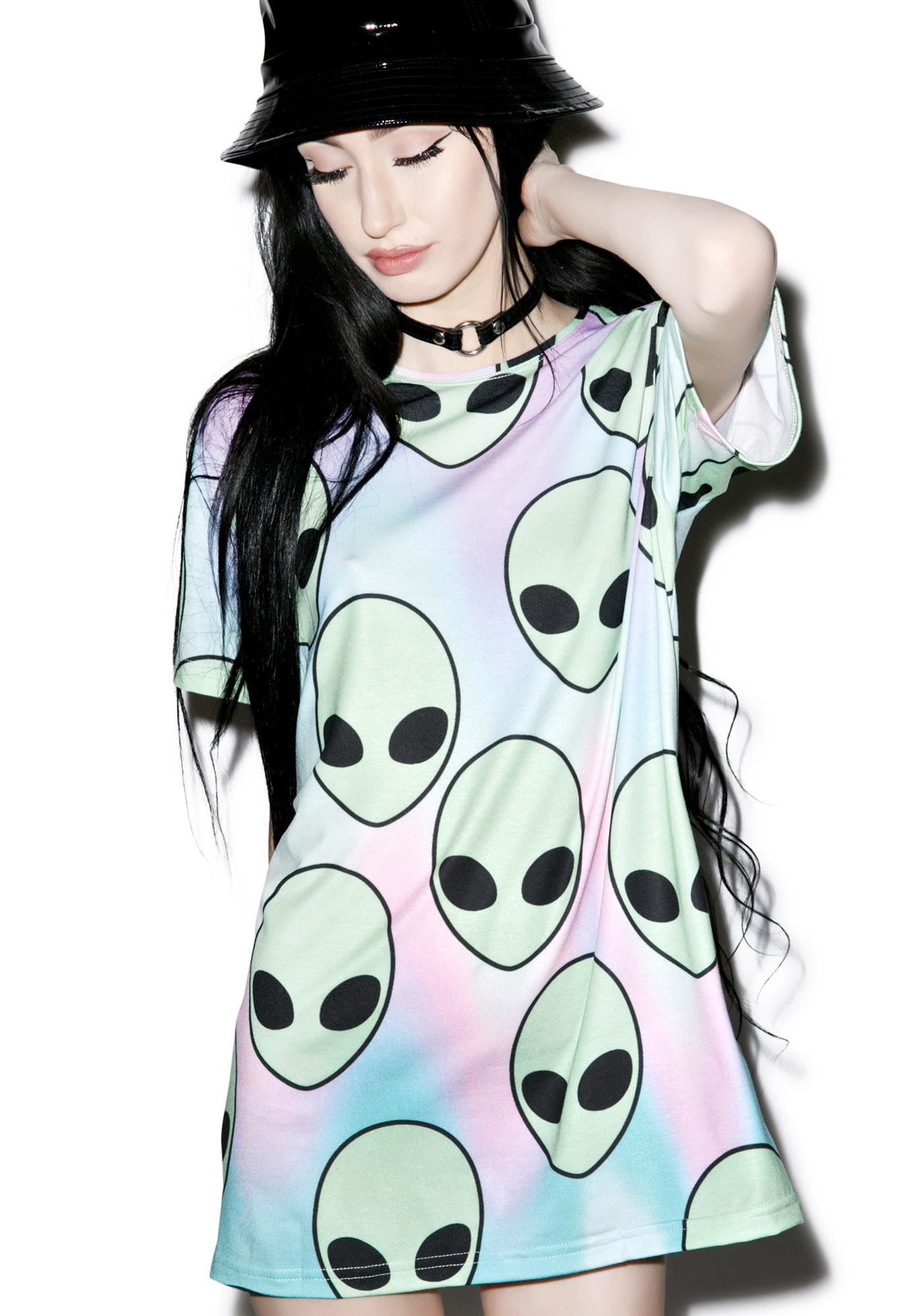 Sugarpills Alien T-Shirt