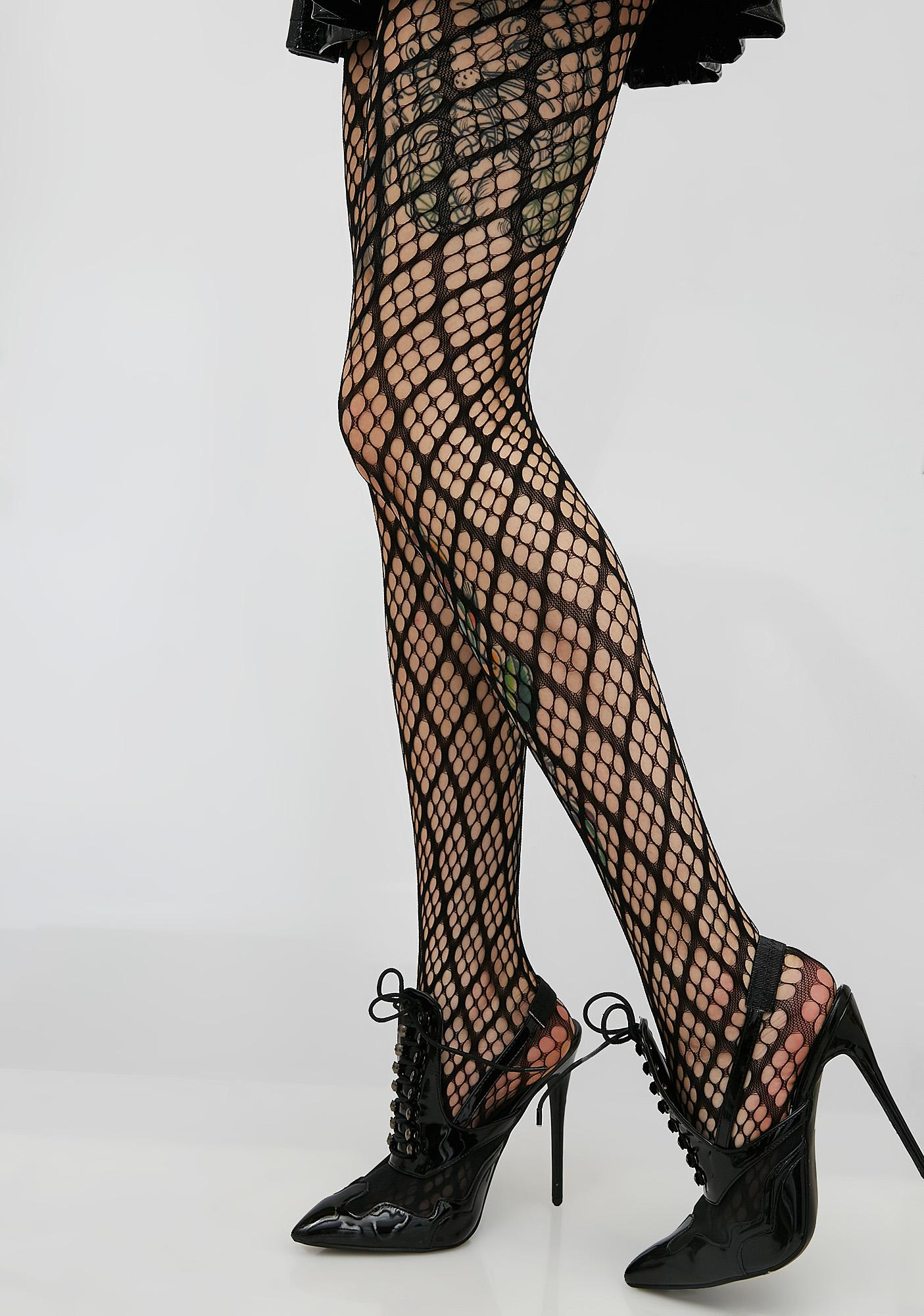 Inception Fishnet Tights