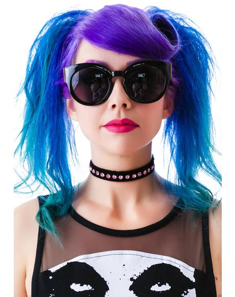 Chunky Cat Sunglasses
