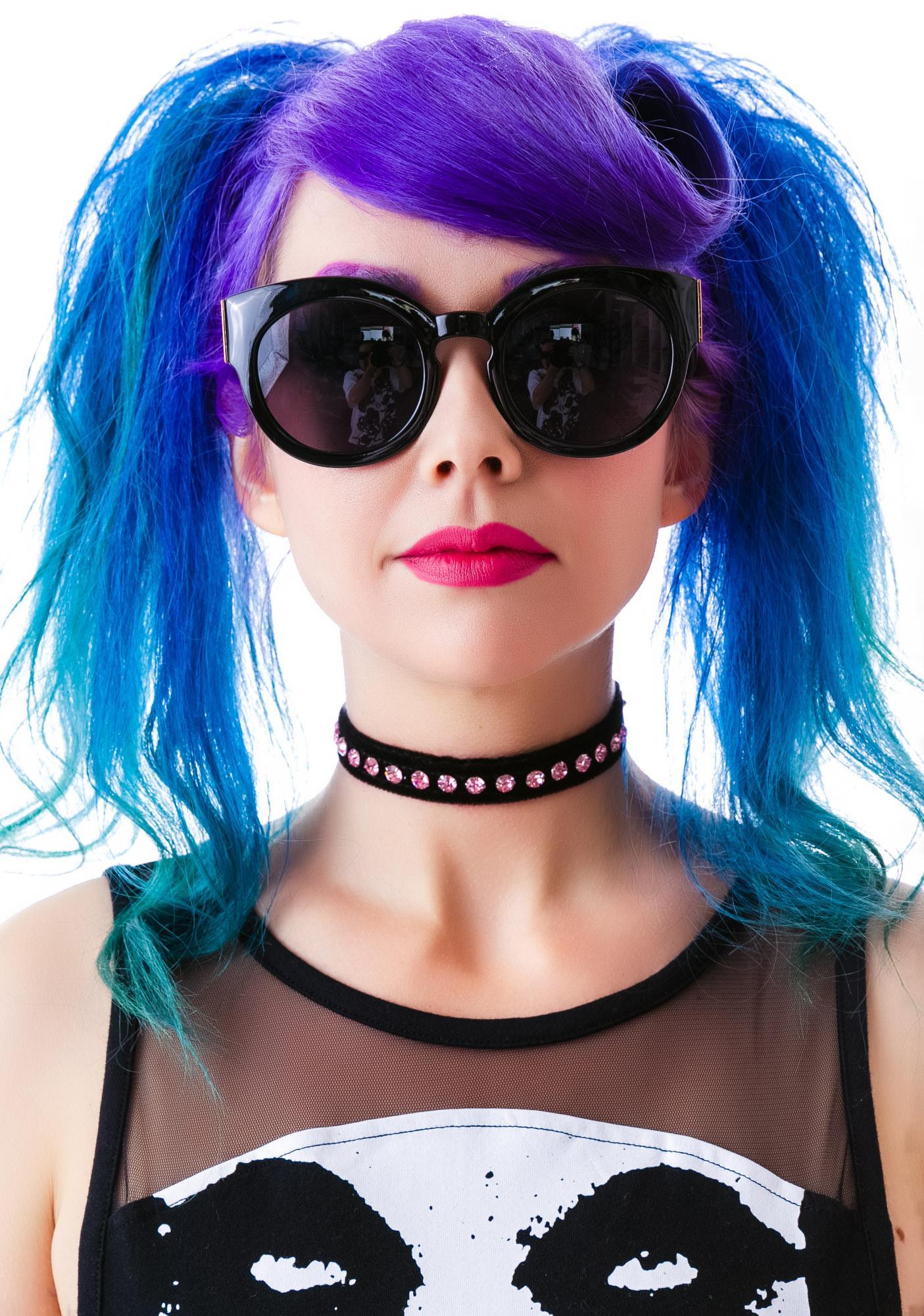 Cheap Monday Chunky Cat Sunglasses