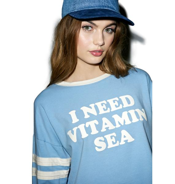 Valfré Vitamin Sea Sweatshirt