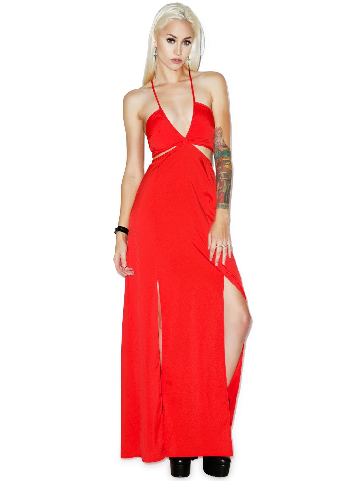 Glamazon Maxi Dress
