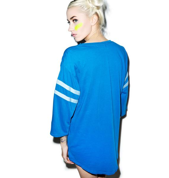 Wildfox Couture Mexico Jersey Tunic