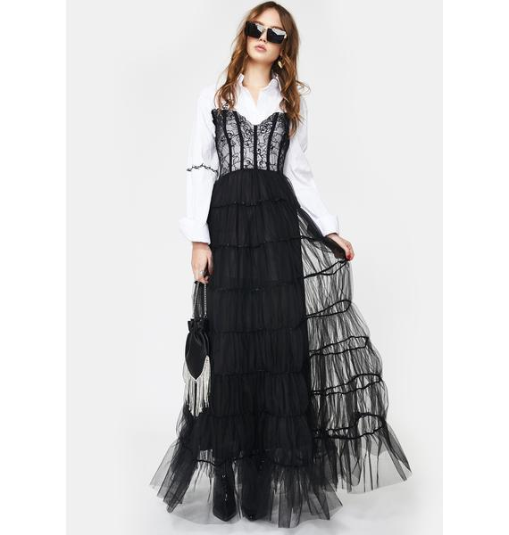Kiki Riki Royal Riches Tulle Gown