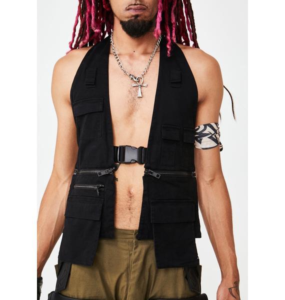 Club Exx Relic Hunter Utility Vest