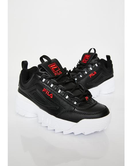 Blackout Disruptor II Premium Sneakers