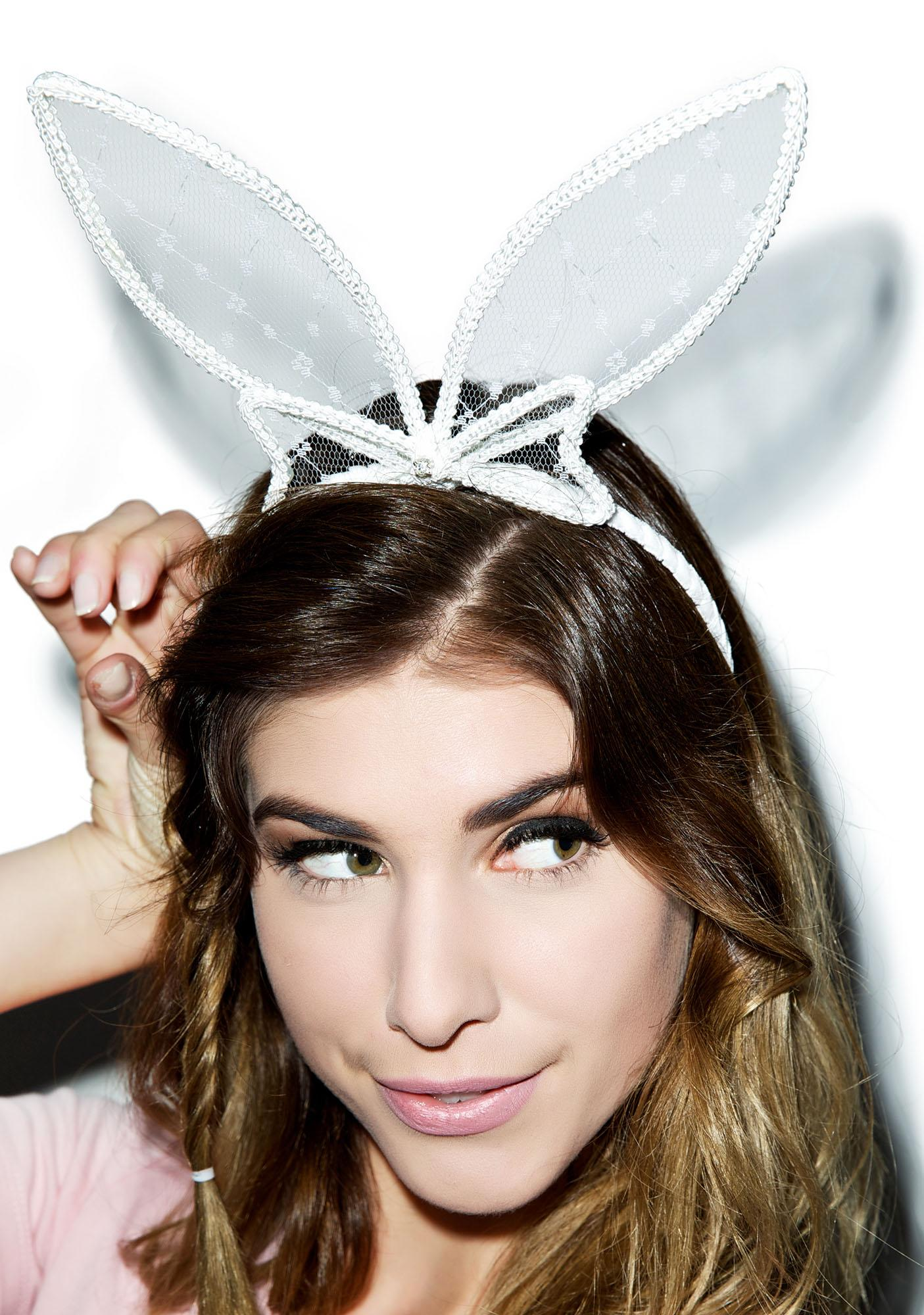 Play With Me Bunny Headband