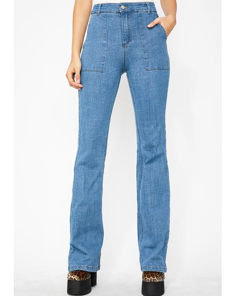 Dixie Land Denim Jeans