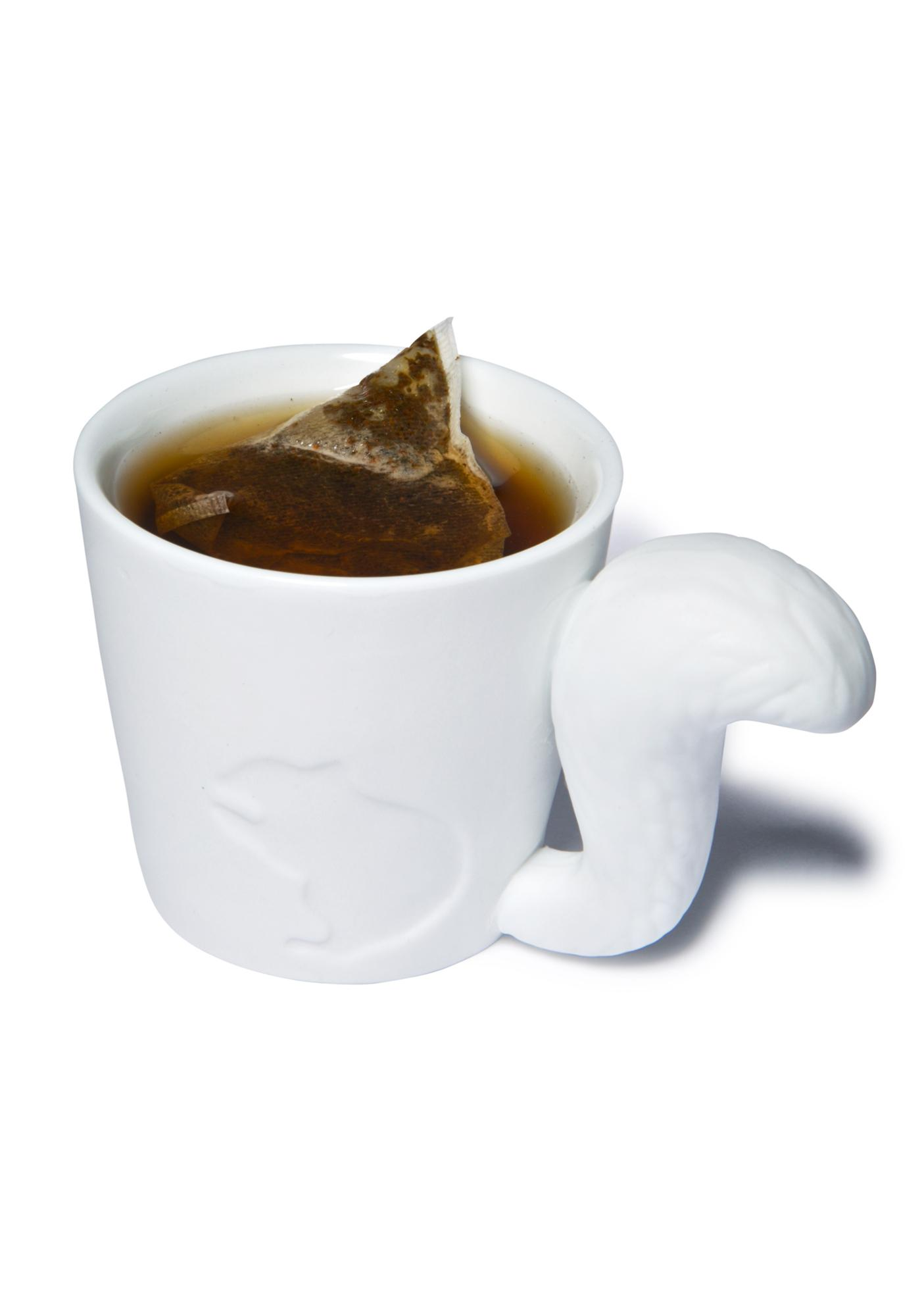 Squirrel Tail Mug