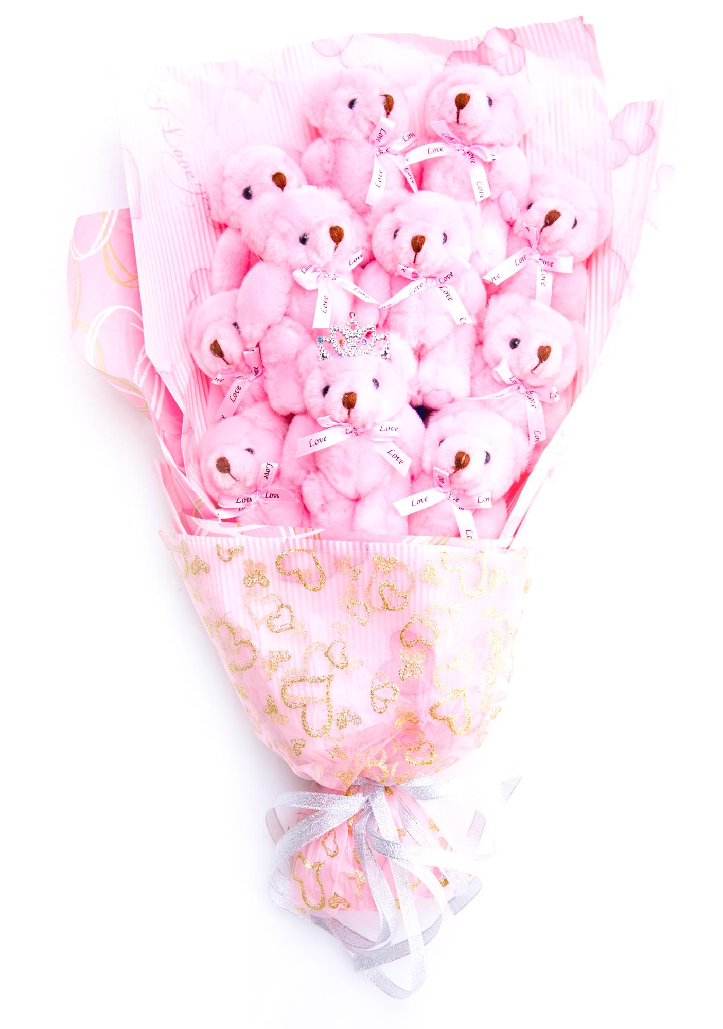 Baby Bear Bouquet