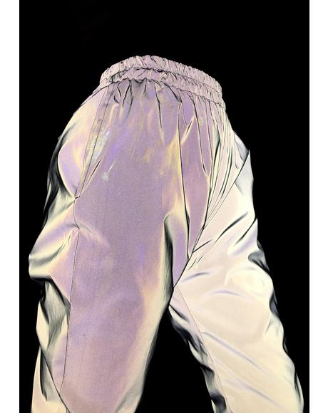 Reflective Sweatpants
