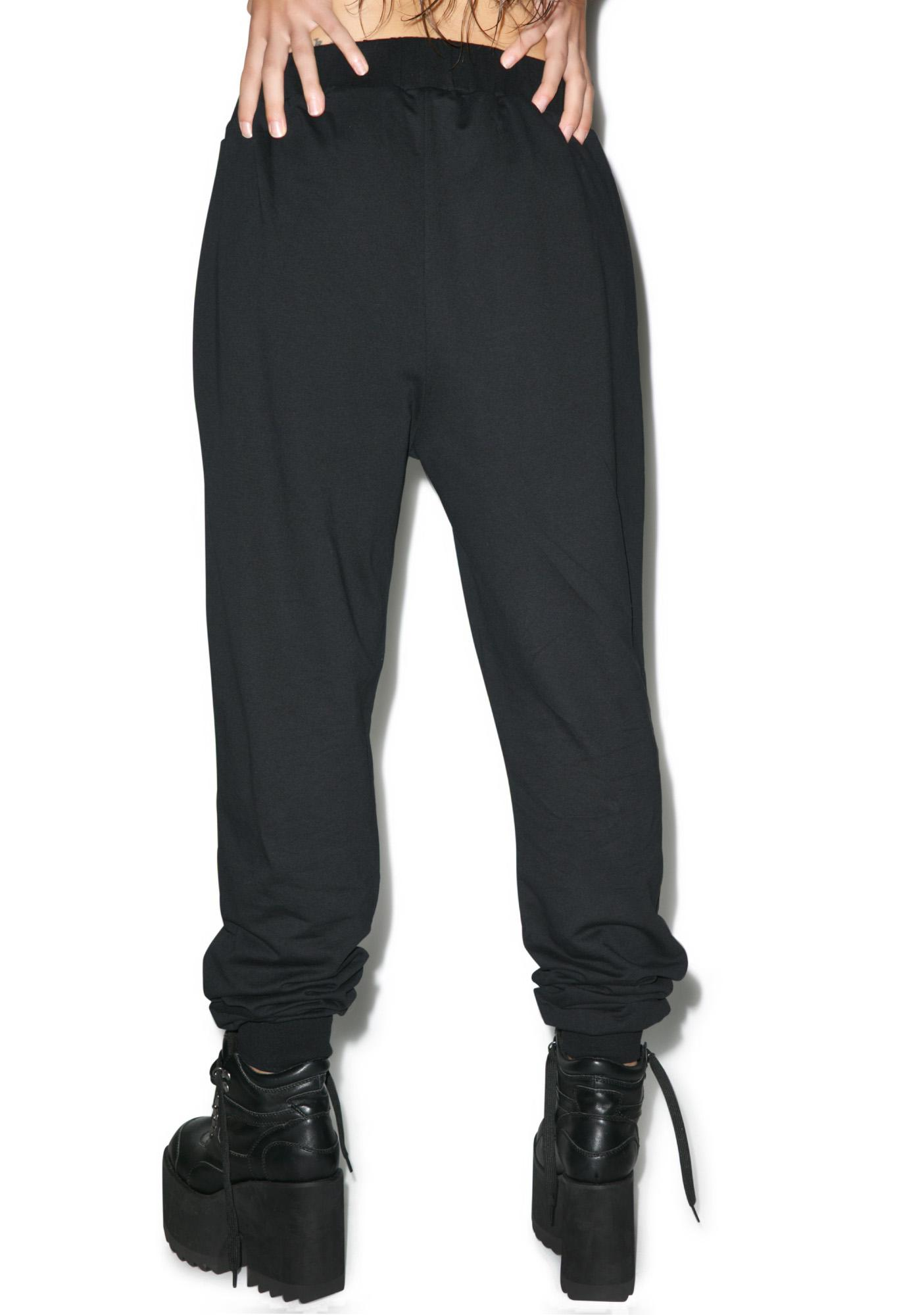 Long Clothing Grace Printed Joggers