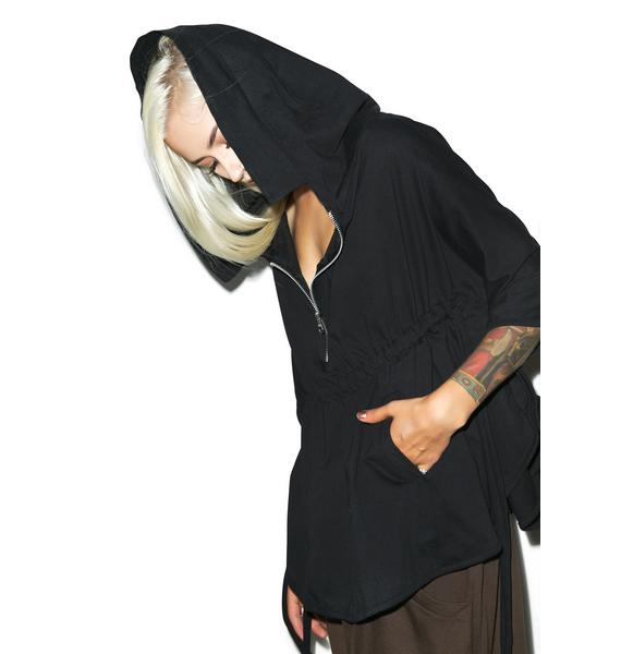 MNML Cover Yer Tracks Hooded Shirt