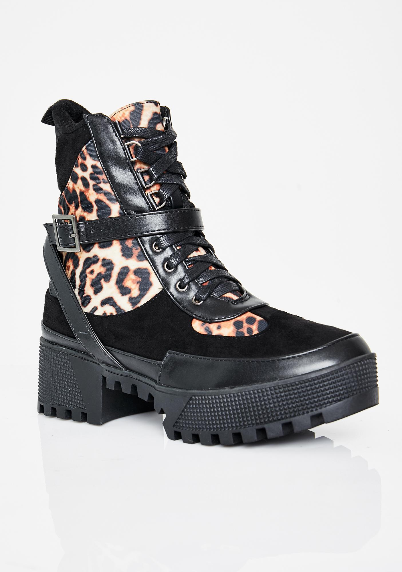 Chase The Ace Combat Boots
