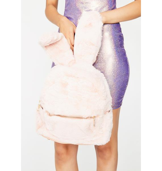 Hoppin' Around Bunny Backpack