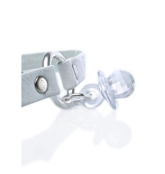 Vidakush Pacifier O-Ring Choker