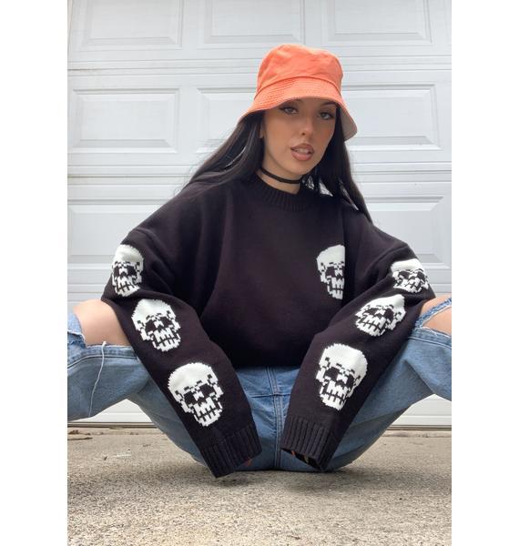 The Ragged Priest Creator Knit Sweater