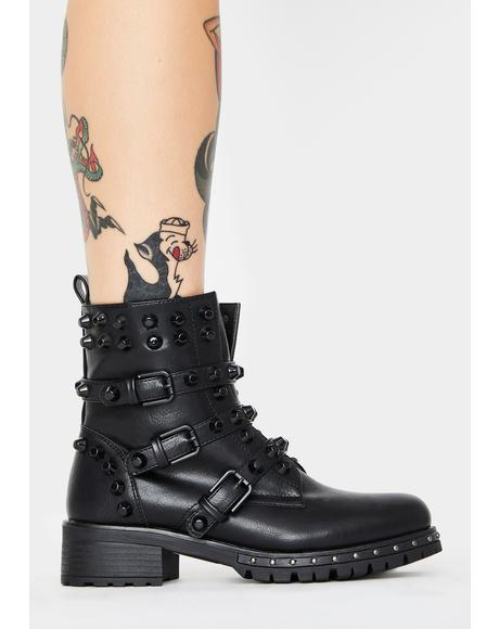 Tifaa Ankle Boots