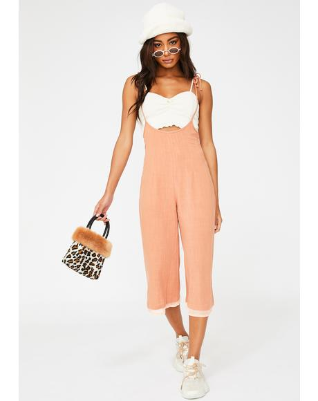 Virgo Wide Leg Jumpsuit