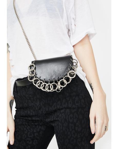 Metal Madness Belt Bag