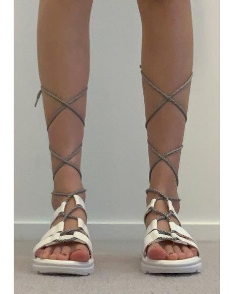 Pure Total Shock Gladiator Sandals