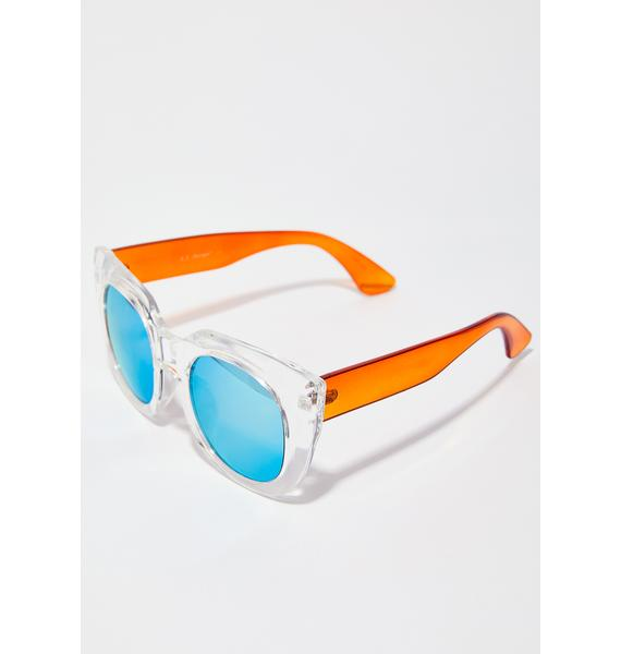 Orange Soda Sunglasses