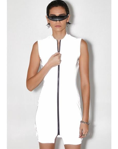 Boss Elements Reflective Dress