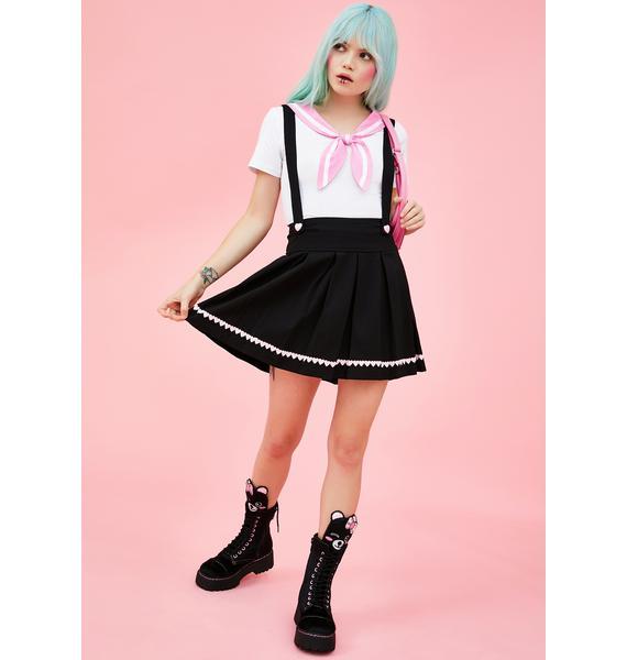 Sugar Thrillz Friday I'm In Luv Mini Skirt