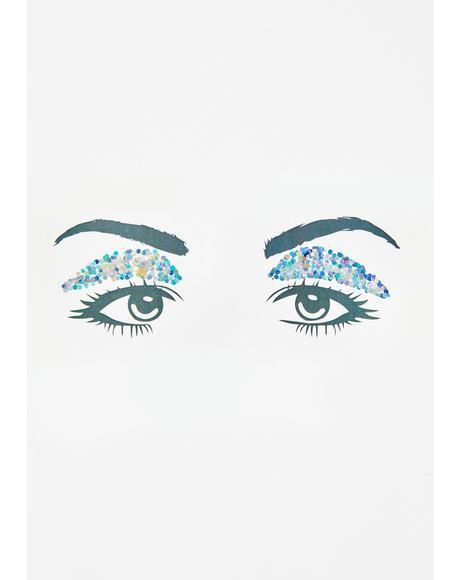 Silver Magic Eyeshadow