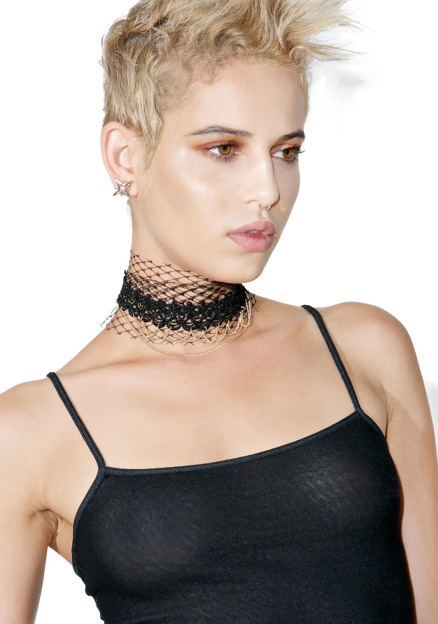 Nenna Lace Choker