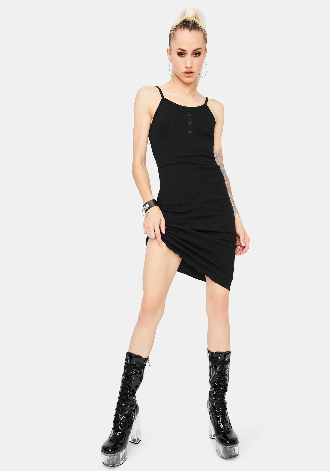 Run The Town Midi Dress